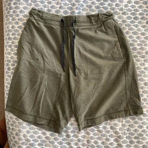 lululemon comfy shorts